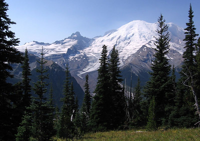 Mount Rainier - September 6, 2006