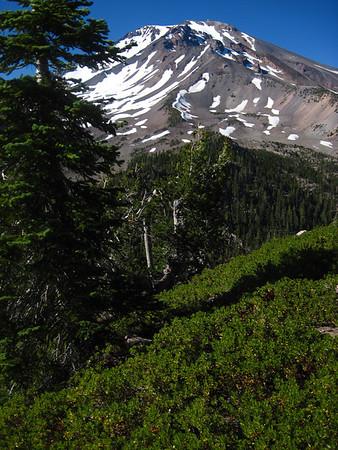 Mount Shasta - August 25-26, 2011