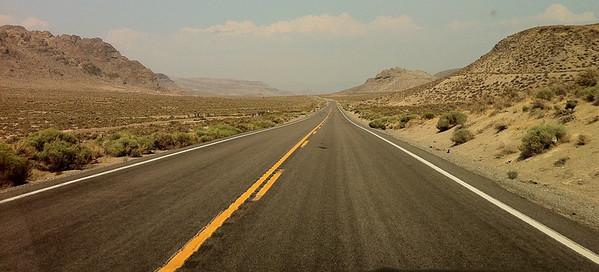 Nevada Roadtrip - August 12-19, 2012