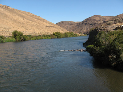 Umtanum Creek & Ridge - September 1, 2008