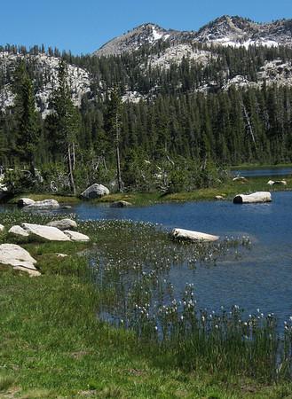 Dinkey Lakes Hike - July 4, 2009