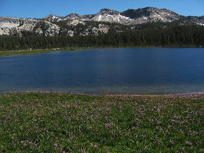 First Dinkey Lake