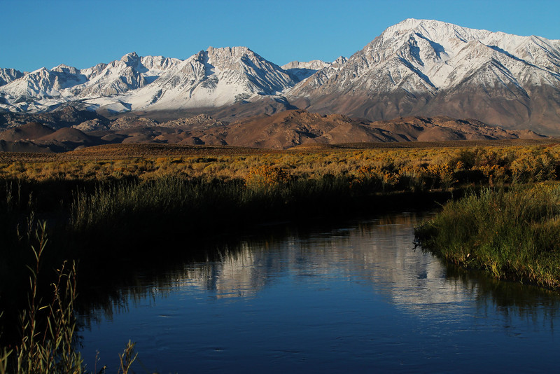 Mount Humphreys, Basin Mountain, Mount Tom
