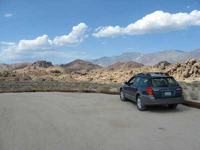 Movie Flat Road, Alabama Hills
