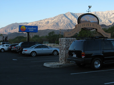 Comfort Inn, Lone Pine, CA