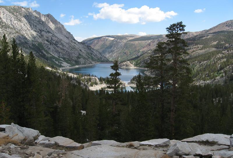 Above South Lake