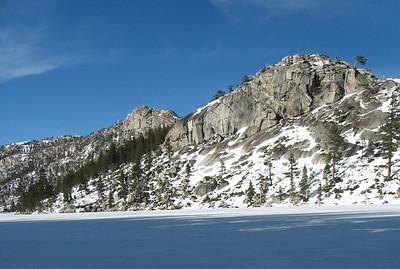 Echo Lake / Lake Tahoe