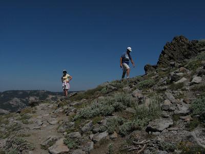 Ellis Peak - August 1, 2009