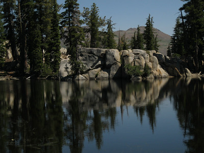 Granite Lake Hike - August 7, 2010