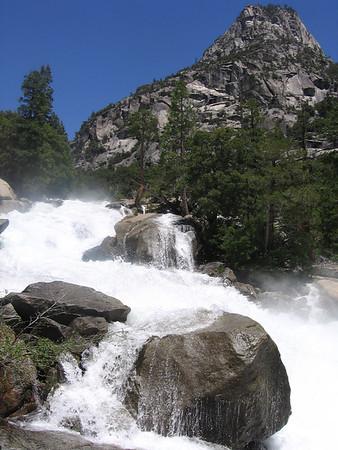 Kings Canyon - June 16-18, 2006
