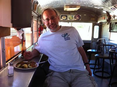 Viva Taco Bus.  Turlock, CA.