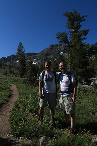 Trail to Winnemucca Lake