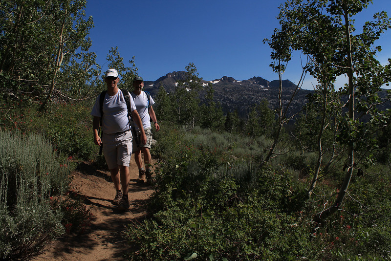 Pacific Crest Trail, Meiss Country