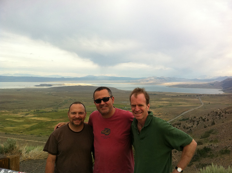 At Conway Summit, above Mono Lake