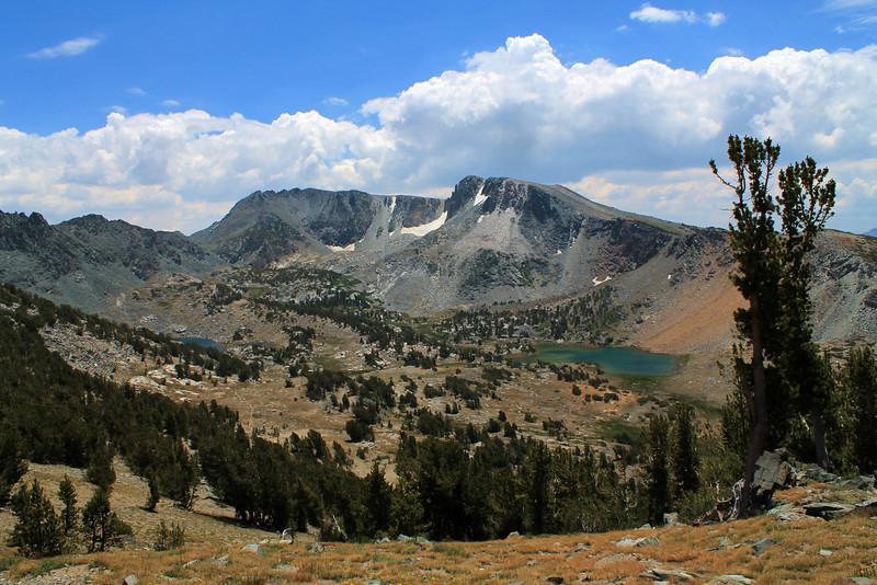 Above Deer Lakes