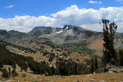 Above Deer Lakes