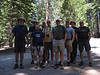 August 6:  Guyton, Jim, Howard, Tom, Jon, Peter, Steve, John, Mike