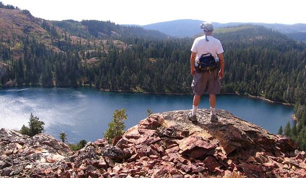 Penner Lake Hike - September 2, 2006