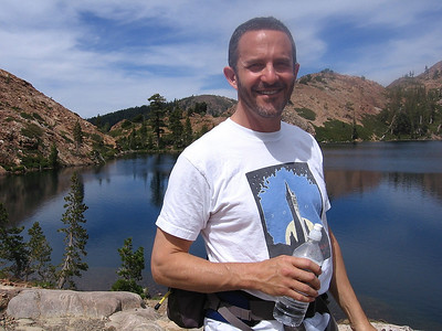 Jonathan at Penner Lake