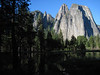Cathedral Spires and Cathedral Rocks - Morning Light