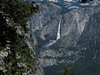 Upper Yosemite Fall from Panorama Cliff