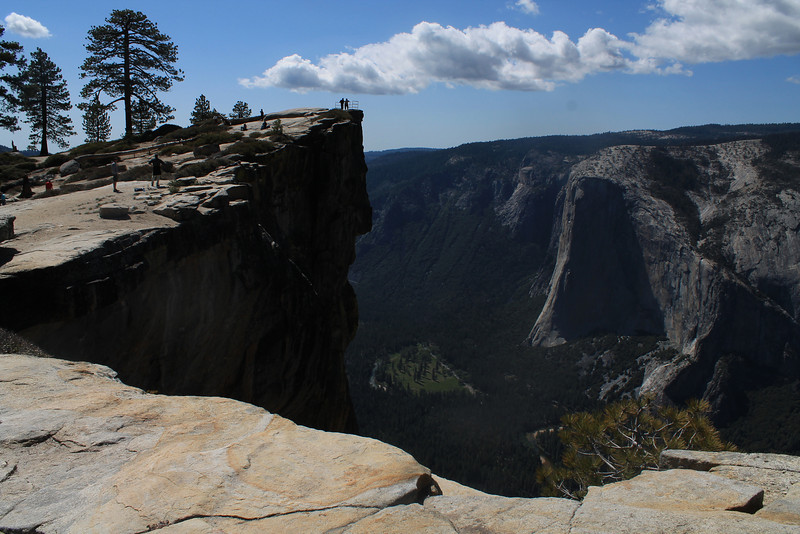 Taft Point and El Capitan