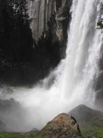 Yosemite:  Panorama & Mist Trails - June 19, 2005