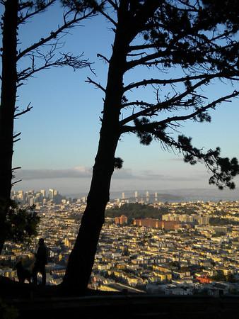 2010-02-07 Bernal Heights Hike