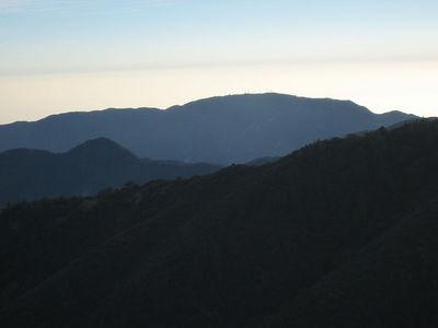 Acton to Mt. Gleason Ride 12-29-05