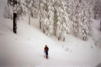 Baldy Ski Hut 2-21-05