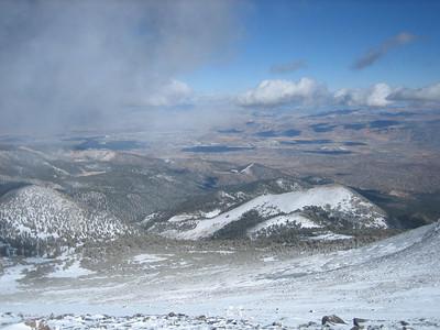 Mt. Rose, NV 11-26-05