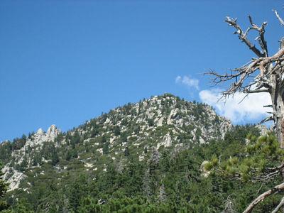 Tahquitz Peak 8-24-05
