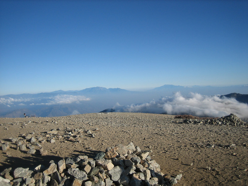 San Gorgonio and San Jacinto