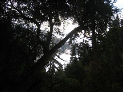 Baldy loop hike 4-16-07