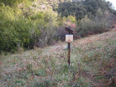 Baldy loop hike 5-4-07