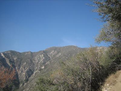 Deukmejian Park - Mt. Lukens Loop 11-21-07