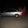 We had the only car at the Momyer lot at 5 AM