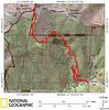 Baldy Ski Hut 3X 6-20-09 track