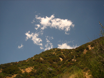 Mt Lowe 4-25-09