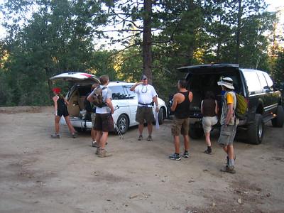 SB Peak Trail 6-27-09
