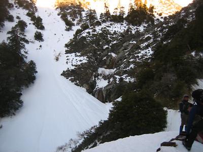 Baldy Ski Hut 1-30-10