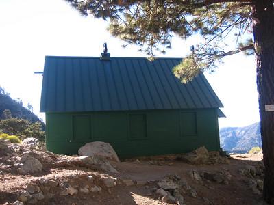 Baldy Ski Hut 9-5-10