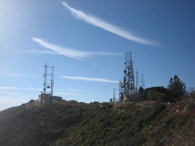 Mt Lukens via Deukmejian 10-11-14
