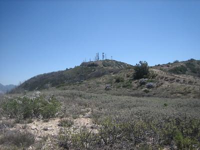 Mt Lukens Stone Canyon 3-28-15