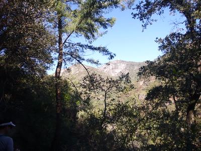 Mt. Wilson Trail 12-17-16