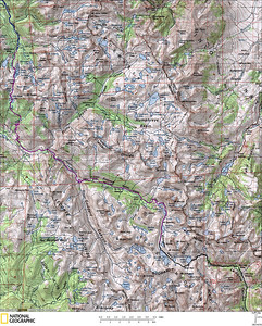Maps and Profiles