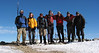 Summit photo from 1-19-06 Wedberg group hike up Baldy