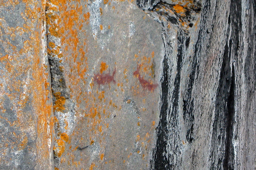 Agawa Bay Pictographs