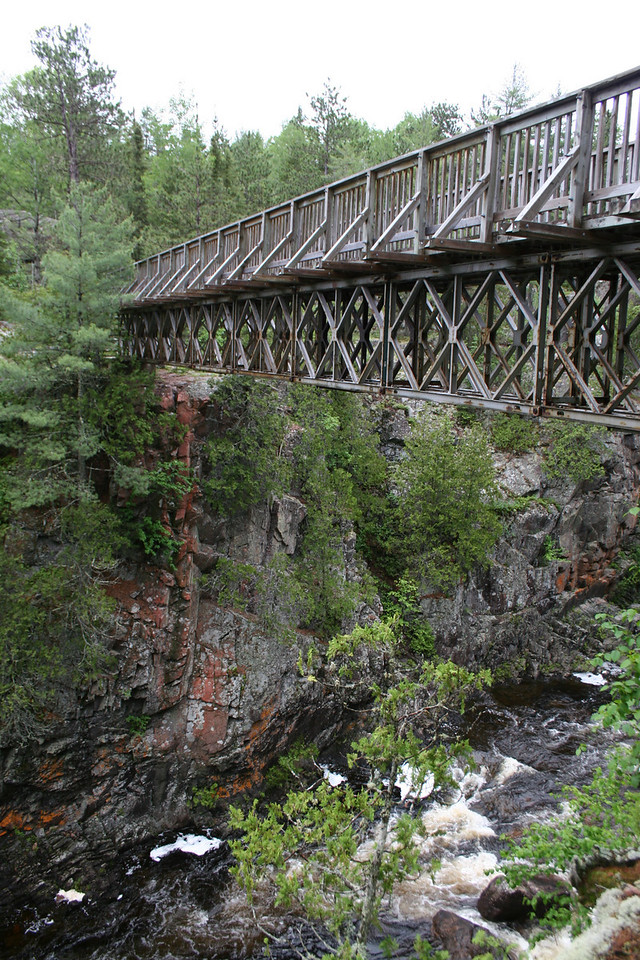 Aubrey Falls Trail