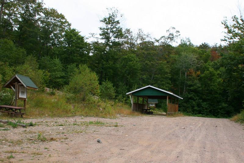 Mile 38 Road Trailhead